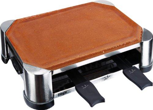 Jata GT202 Terracotta Raclette-Grill für 2 Personen