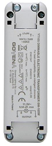 202510093 Elektronischer Transformator 105W/VA