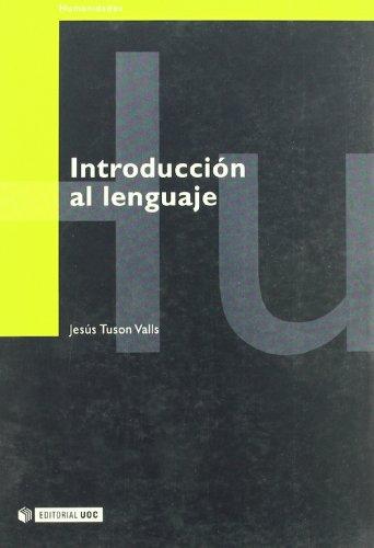 Introduccion Al Lenguaje por Jesus Tuson Valls