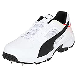 Puma Mens Team Full Spike II Cricket Shoes