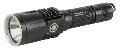 Preisvergleich Produktbild Nitecore P25 Smilodon LED Taschenlampe schwarz 860 Lumen