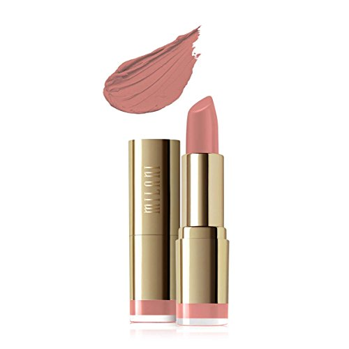 (6 Pack) MILANI Color Statement Matte Lipstick - Matte Naked