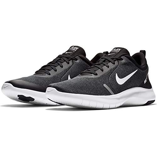 Nike Flex Experience RN 8 Herren schwarz NEU, Größe:US 7.5 | EUR 40.5 | UK 6.5 | cm 25.5 (Herren Nike Turnschuhe Größe 8)