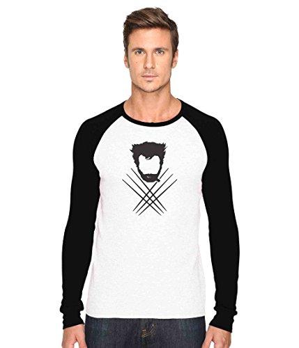 Wolverine X-Men Cartoon Fan Art Full Sleeves T-shirt | Tshirt By TrippyWear