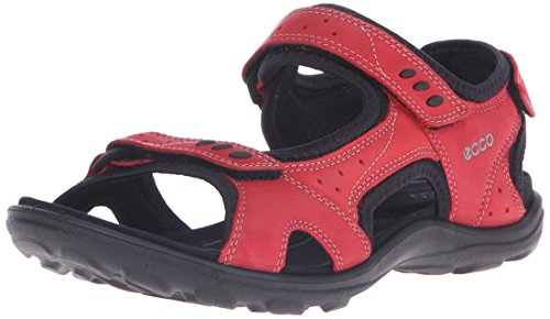 Ecco Kana, Damen Outdoor Fitnessschuhe, Rot (Chili RED02466), 36 EU (6 Damen UK)