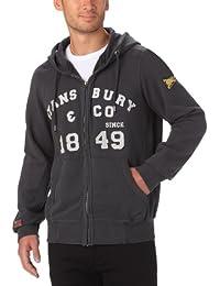 Stansbury & Co Ogden - Sweat-shirt à Capuche Sport - À Logo - Molleton - Homme