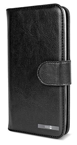 Doro Wallet Case (geeignet für Liberto 822/802x/803x) schwarz