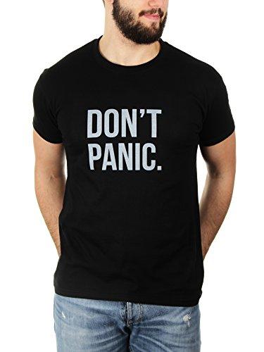 dont-panic-herren-t-shirt-von-kater-likoli-gr-3xl-deep-black