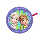 'Sola Disney Ping Bike Bell - Excellent Gift Idea For Kids And Children (frozen)