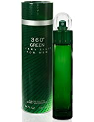 Perry Ellis 360 Green Men Eau de Toilette, 1er Pack (1 x 100 ml)