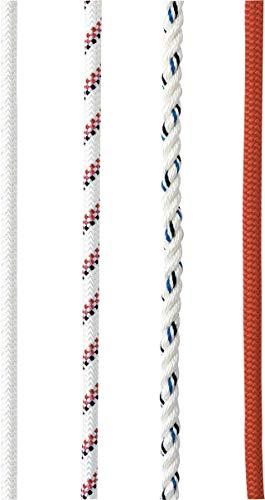 Preisvergleich Produktbild Honeywell Safety Kernmantelseil 1010185 11mm,  50 m Sicherheitshalteleine 7312550101858