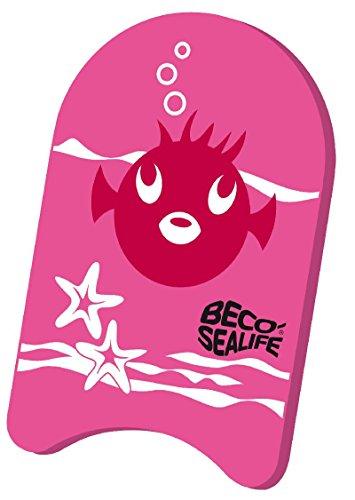 beco-sealife-kick-board-schwimmbrett-pink
