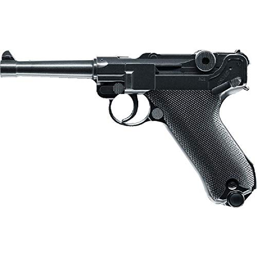 Legends Luger P08 Co2 Noir Metal Airsoft (0,5 Joule)