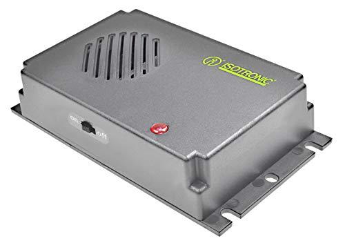 ISOTRONIC Dissuasore a ultrasuoni per topi e ratti repellente scaccia roditori a...