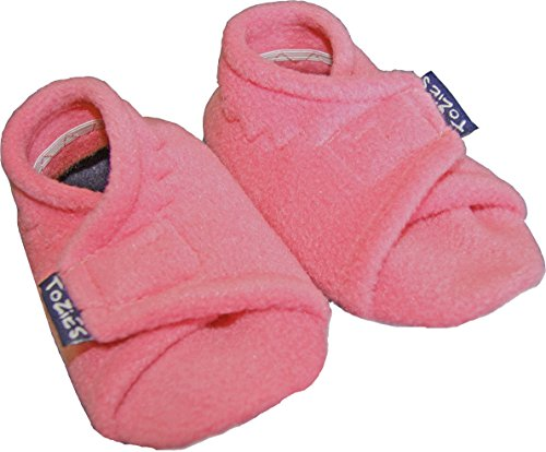 tozies-baby-toddler-infant-soft-indoor-play-shoes-slippers-non-slip-stay-on-pink-0-5m
