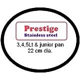 TTK Prestige Stainless Steel Pressure Cooker Gasket