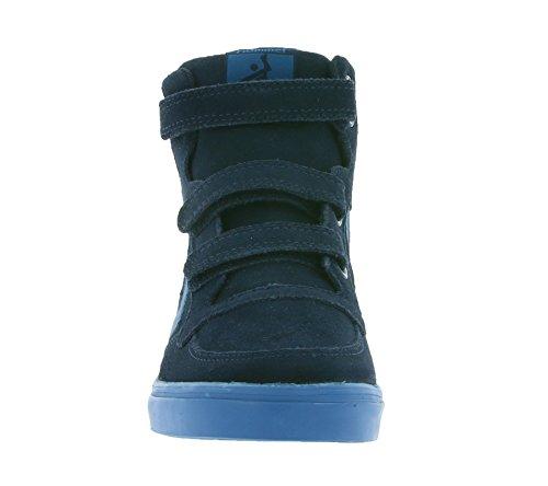 Hummel Unisex-Kinder Lauflernschuhe Marineblau