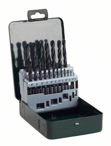Bosch 19 Piece Metal HSS-R Drill Bit Set
