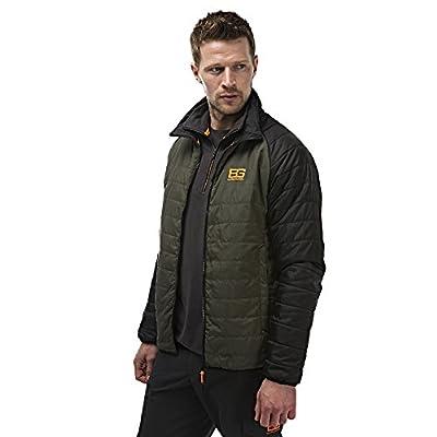 Craghoppers Mens Bear Grylls CompressLite Jacket Green