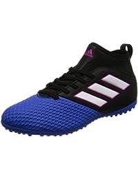 adidas Ace 17.3 TF J, Scarpe per Allenamento Calcio Unisex – Bambini, Nero (Negbas/Ftwbla/Azul), 36 EU