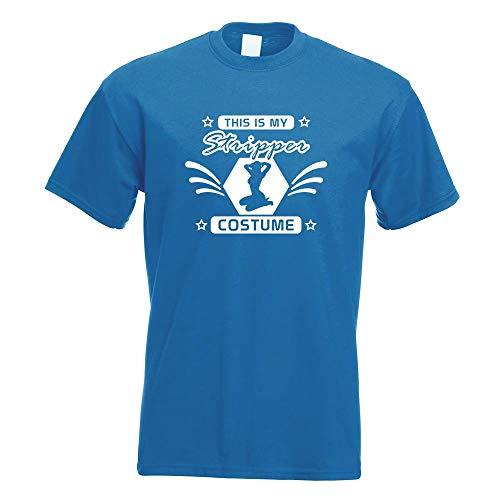 Questo è Il Mio Costume da spogliarellista T-Shirt Stampa Design Motivo Stampato