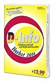 D-Info mit Rückwärtssuche Herbst 2018