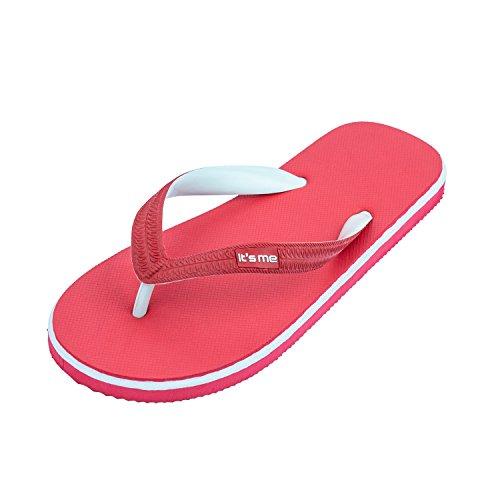 it's me Flip Flops Damen   die weichsten Flip Flops Aller Zeiten   100% Naturkautschuk   Breiter Stil (1 cm Breiter)   schadstofffrei   0% PVC