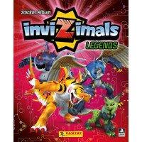 Invizimals Legend Caja 50 Sobres Panini 003598BOX50