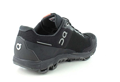 On Running Cloudventure Waterproof Black Dark Noir