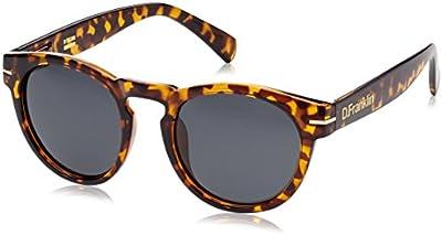 D.Franklin REM CAREY / BLACK - gafas de sol, unisex, color negro, talla UNI