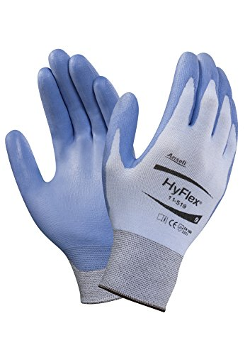 ansell-hyflex-11-518-cut-protection-gloves-mechanical-protection-blue-size-6-pack-of-12-pairs