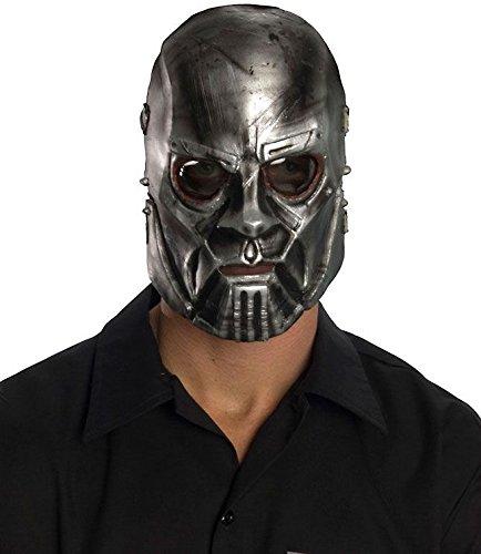 Rubie's Slipknot Maske Sid Wilson original Lizenz Maske