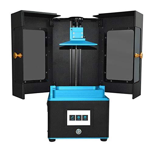 TRONXY Ultrabot SLA 3D-Drucker mit Touchscreen, 5,5-Zoll-Bildschirm zum schnellen Schneiden von Druckgröße 4. 65 x 2,6 x 7,08 Zoll - 4