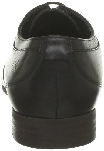 Kost Killema45, Chaussures à lacets hommes Noir