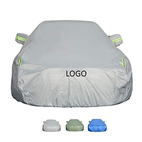 YXMY Autoabdeckung, kompatibel mit Chevrolet Aveo Autoabdeckung |Alternative Verwendung innen und außenAllwetterschutz, Kratzschutz |Upgrade-Stil Autoplanen (Color : A)