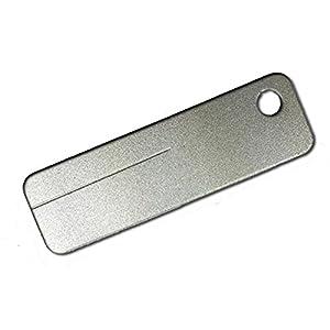41zhMiPaQ1L. SS300  - KALESI 2Pcs Outdoor Pocket Knife Sharpener Mini Stone Sharpener for Hiking Knife Sharpening Tools