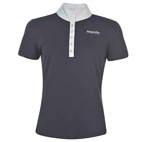 Requisite - T-shirt - Manches Courtes - Femme Bleu Marine