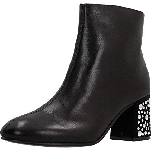 CAFe NOIR Bottines - Boots, Couleur Noir, Marque Cafenoir, modèle Bottines - Boots Cafenoir LC144 Noir