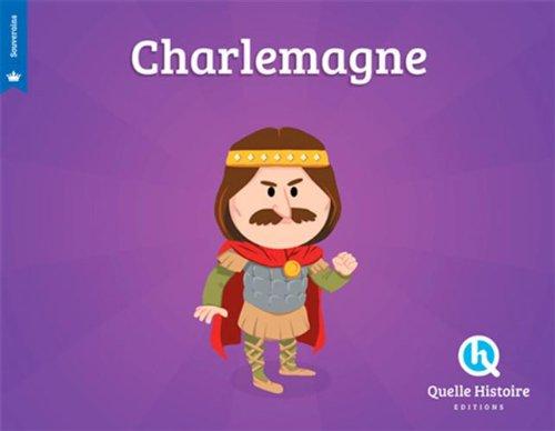 CHARLEMAGNE (hist.jeunesse)