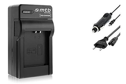 Chargeur (Auto/Secteur) pour Canon NB-11L / Ixus 125 HS, 265