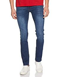 Amazon Brand - Symbol Men's Slim Fit Jeans