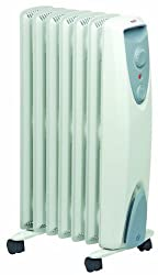 EWT Radiator 1275 1500 NOC eco 15 TLS / 1500 Watt / Thermostat / Kabelaufwicklung / Kontroll-Leuchte