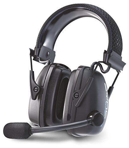 Honeywell 1034510 Howard Leight Sync Wireless Ear Defender, cec40219 (Limit Honeywell)