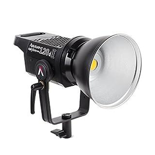 Aputure 120D Mark 2, 120D II LED, The Ultimatives Upgrade, 30,000 Lux @ 0.5m, Unterstützt DMX, 5 Vorprogrammierte Lichteffekte