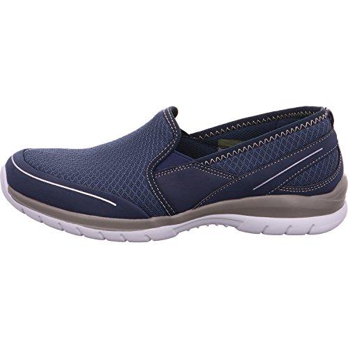 Firence 9628206, Mocassini donna Blu blu Blu (blu)