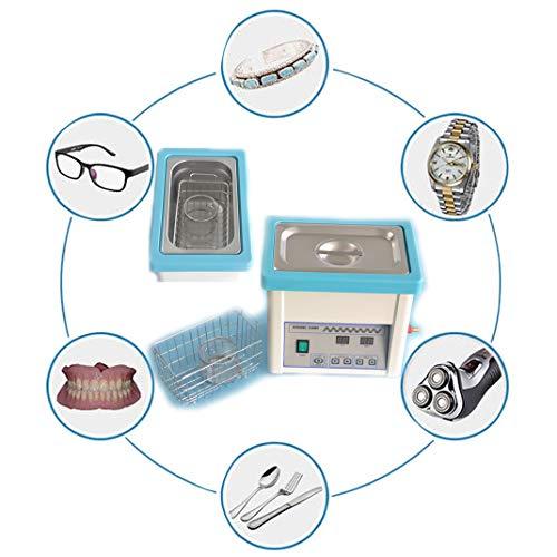 iniger, 5L Mundhöhle Labor Medical Instrument Ultraschallreinigungsmaschine, Professionelle Ultraschallreinigerheizung ()
