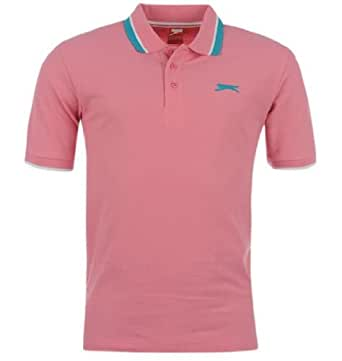 Slazenger - Polo Rose - Rose - 4Xl