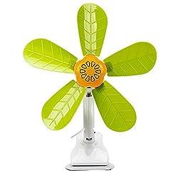 Fengji 690 5 Plastic Blade Mini Portable Clip Fan Hanging Fan Electric Fan