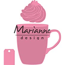 Marianne Design Plantillas de Corte Collectables Rosa varias tallas