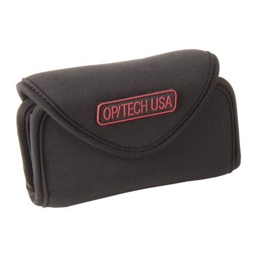 Galleria fotografica OP/TECH USA 7301264 Beltpack case Black - Camera Cases (Beltpack case, Universal, Black)
